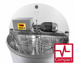 Picture for category Compact 63 cm honey extractors with a fully automatic drive with frequency converter