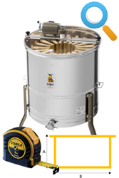 Picture for category Honey extractor search engine